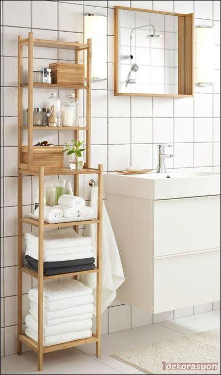 Ikea Banyo Raf üniteleri Ve Modelleri 1dekorasyon
