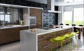 2017 En Güzel Mutfak Dolabı Modelleri