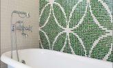 Banyo İçin Su Geçirmeyen Duvar Kağıdı