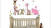 Bebek Odası Duvar Aksesuarları